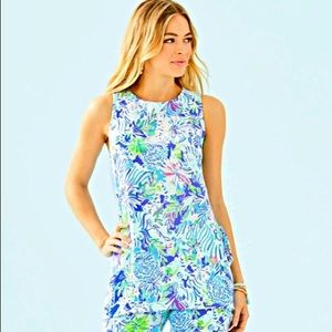 Lilly Pulitzer Donna top